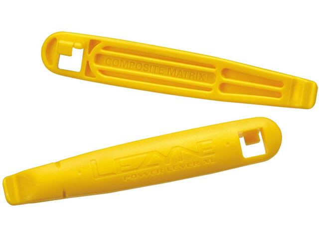 Lezyne Power Lever XL Reifenheber gelb